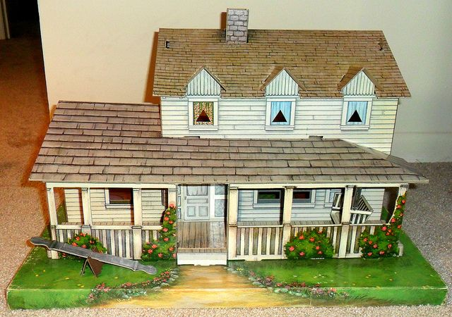 The Waltons House Playset Walton House House Model Homes