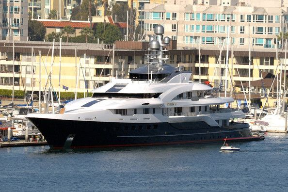 Dennis Washington S Yacht Super Yachts Boats Luxury Yachts