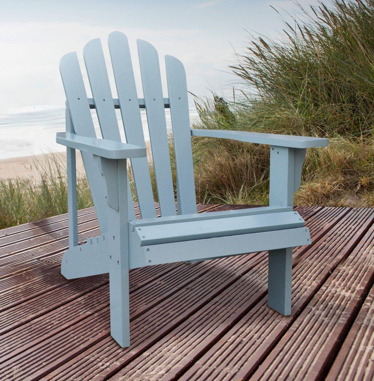 Shineco Westport Standard Adirondack Chair In Dutch Blue. Adirondack Chairs DutchBlueFurnitureProductsPatioHtml