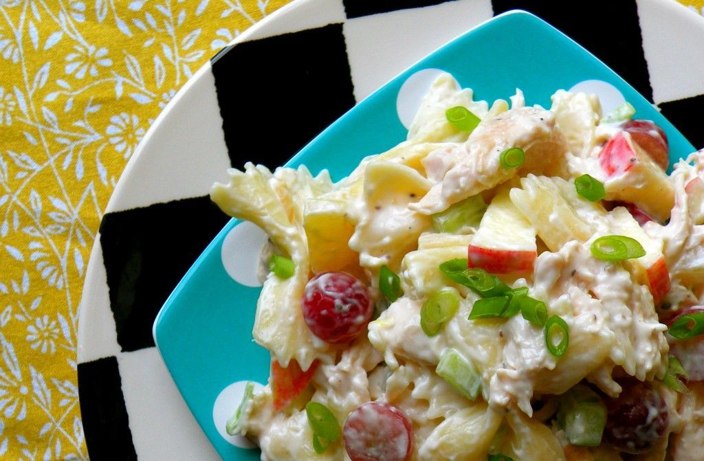 #Recipe: Sweet Summer Bow Tie Salad + Bonus Recipes