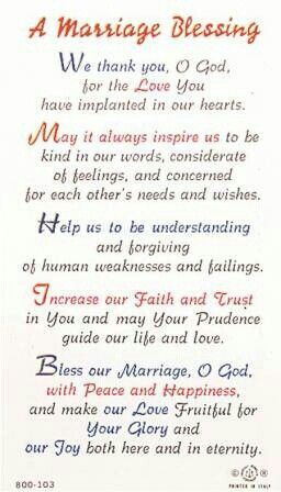 Pin By T S On Prayers Pinterest Marriage Wedding And Wedding Prayer
