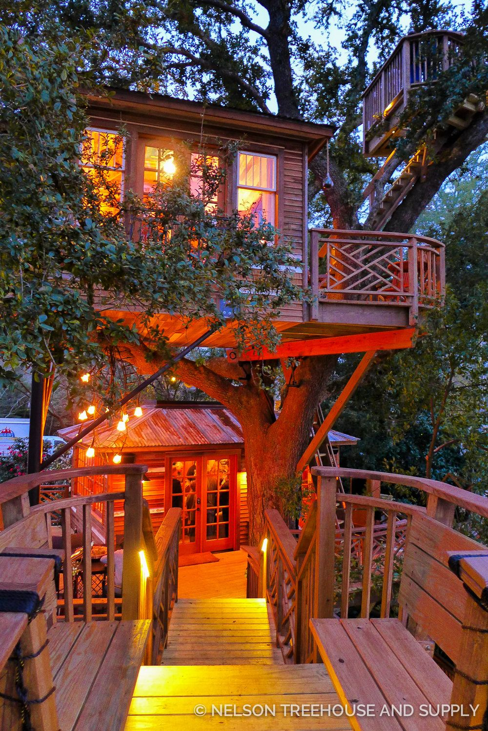 33 Amazing Ideas That Will Make Your House Awesome: 21 Unbeliavably Amazing Treehouse Ideas That Will Inspire You