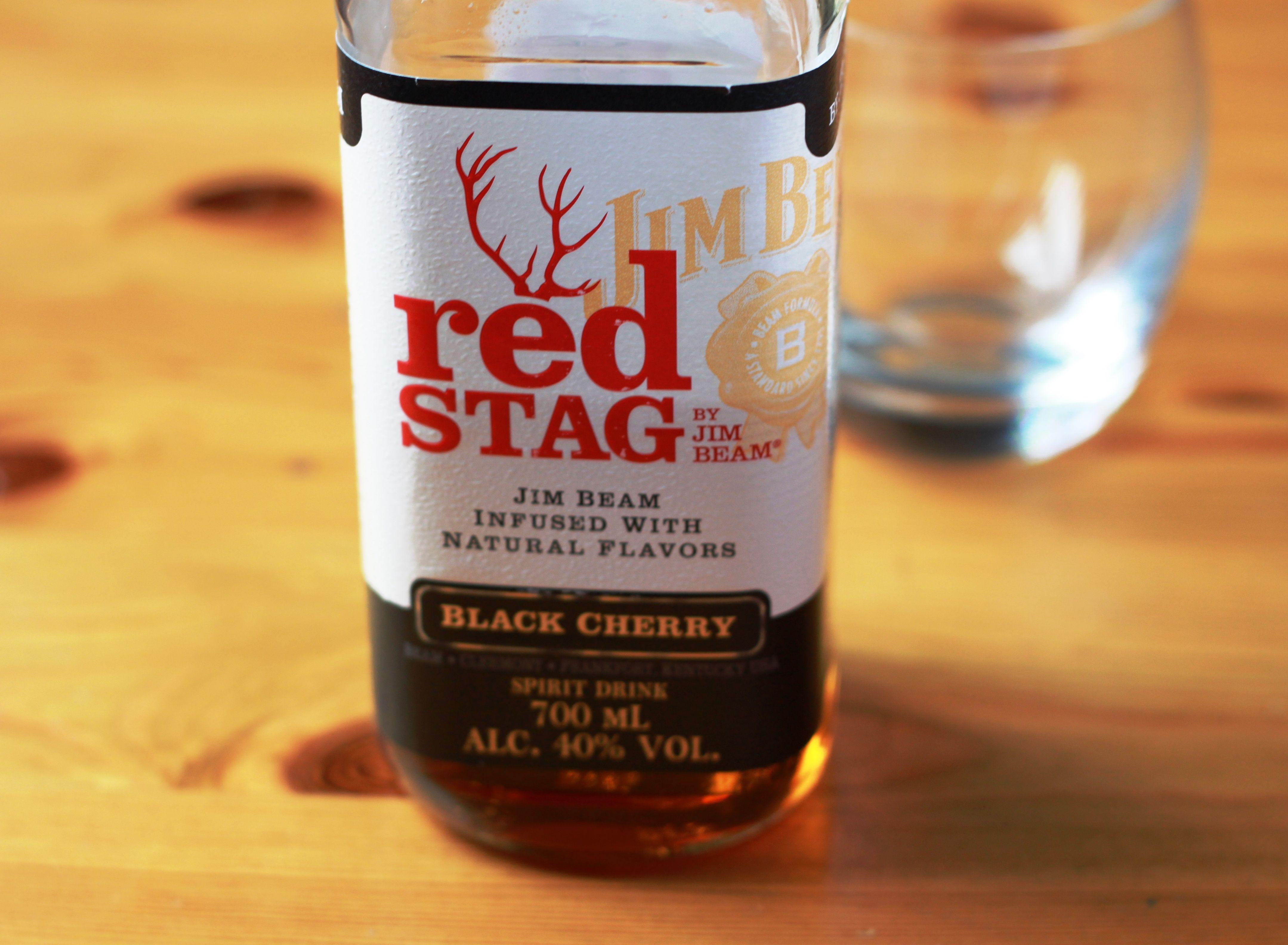 Whisky Review Jim Beam Red Stag Jim Beam Whisky Liquor Bar