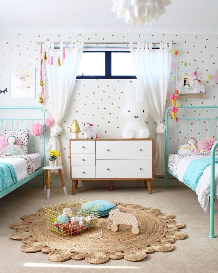 12 ideas para una habitaci n infantil compartida - Habitacion infantil compartida ...