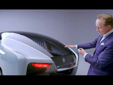 Rolls-Royce 103EX | Vision Next 100 - Review - YouTube