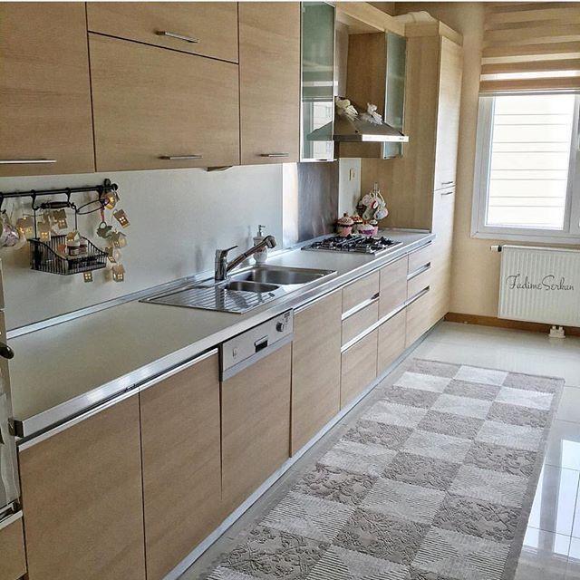 Credit: @fadimeserkan . #interior #kitchen #decor #ديكور #مطبخ ...