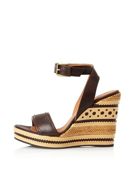 a3c66f42dad43 Geox Women's Peonia Wedge Sandal - great for a summer shoot! | Shoe ...