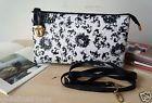 For Sale - Women Safe Buckle Black Lotus Shoulder Handbag Purse PU Leather Messenger Bag - http://sprtz.us/LouisVuitton