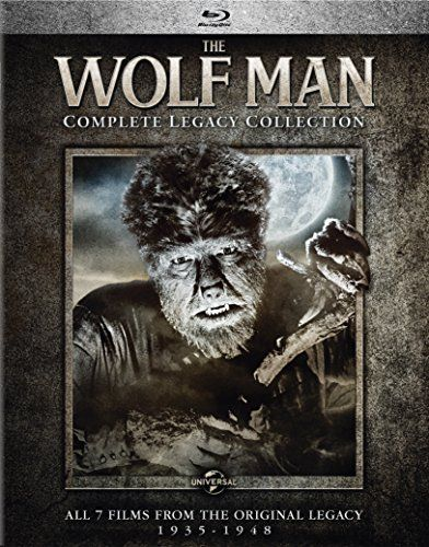 the wolf man complete legacy collection blu ray
