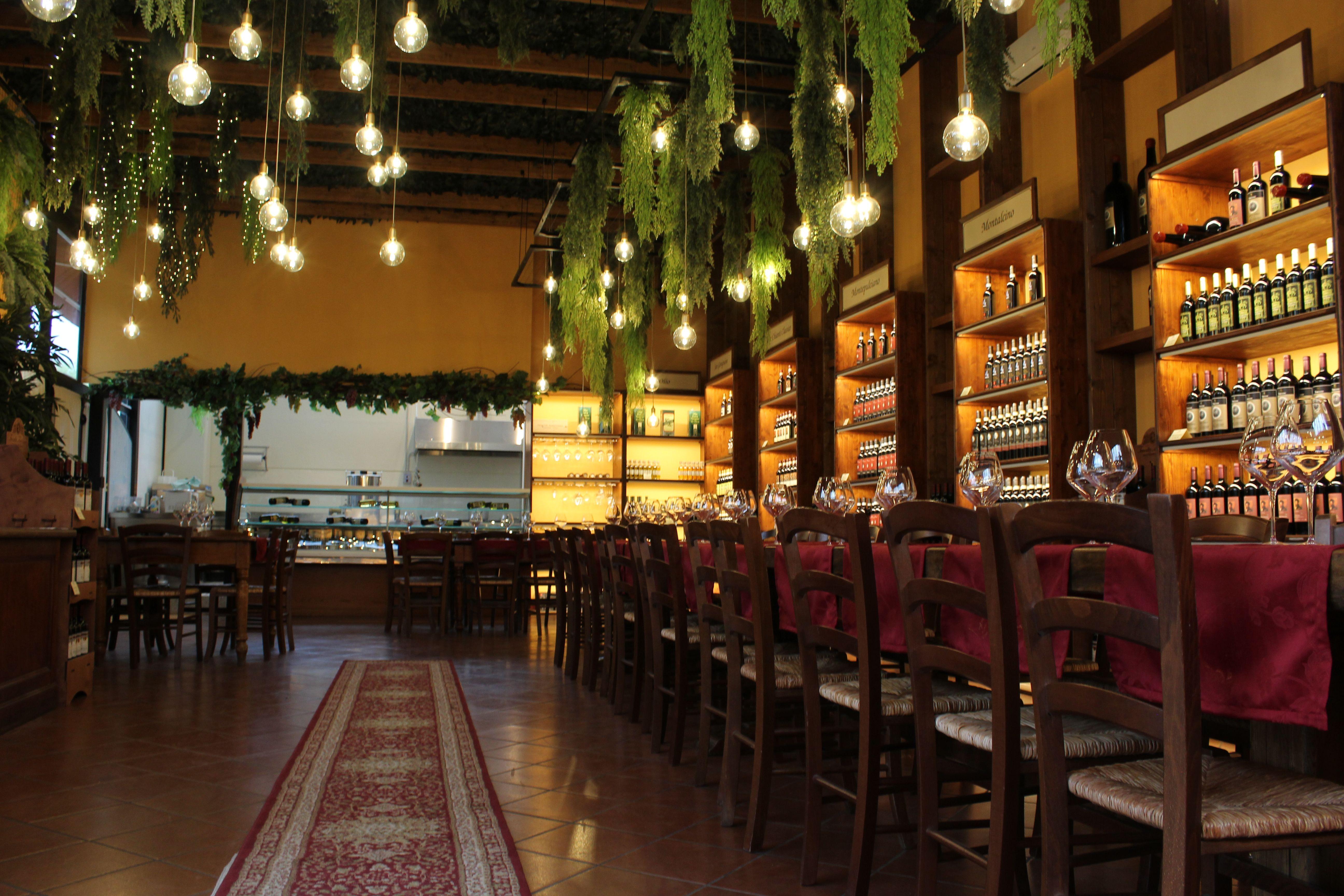 Vivarium restaurant
