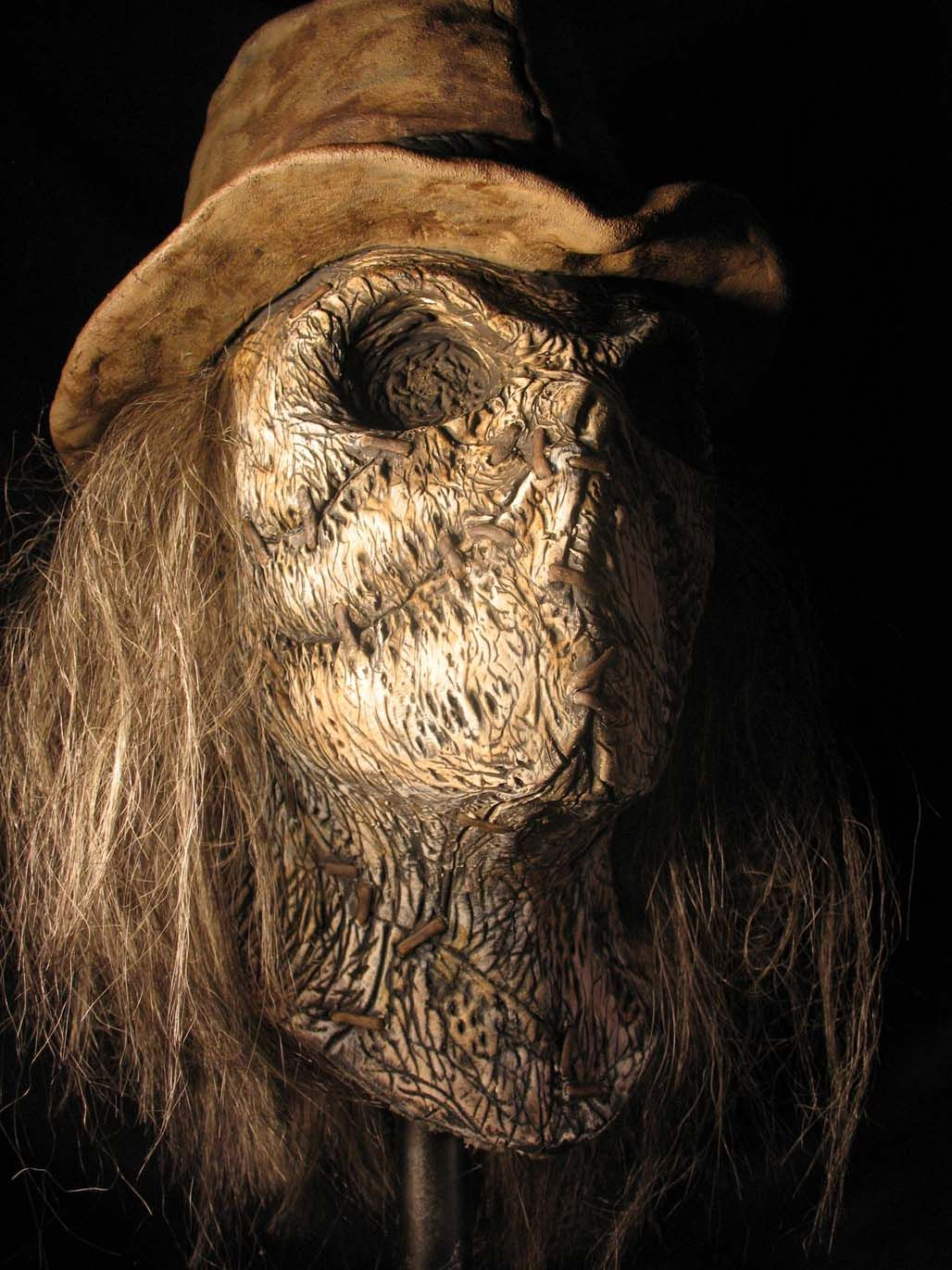 Custom mask made by The Creature Cabin | Art: Horror - Art & Pics ...