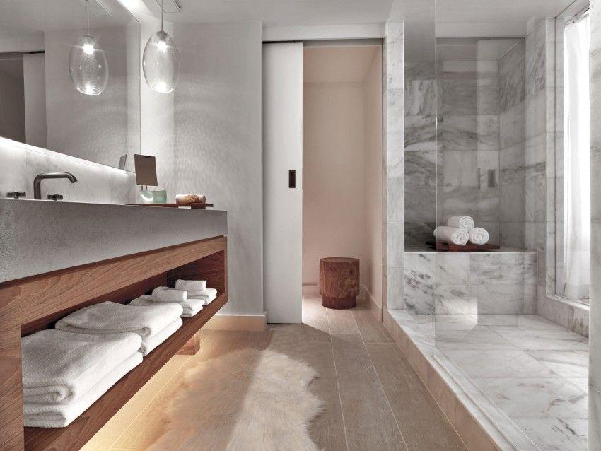 Modern Bathroom Design Miami 1 hotel south beachmeyer davis studio inc. | studio, beach and