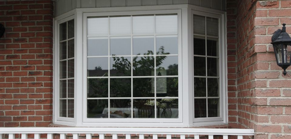 Bay Window From Centennial Windows Doors Windows Bay Window Window Types