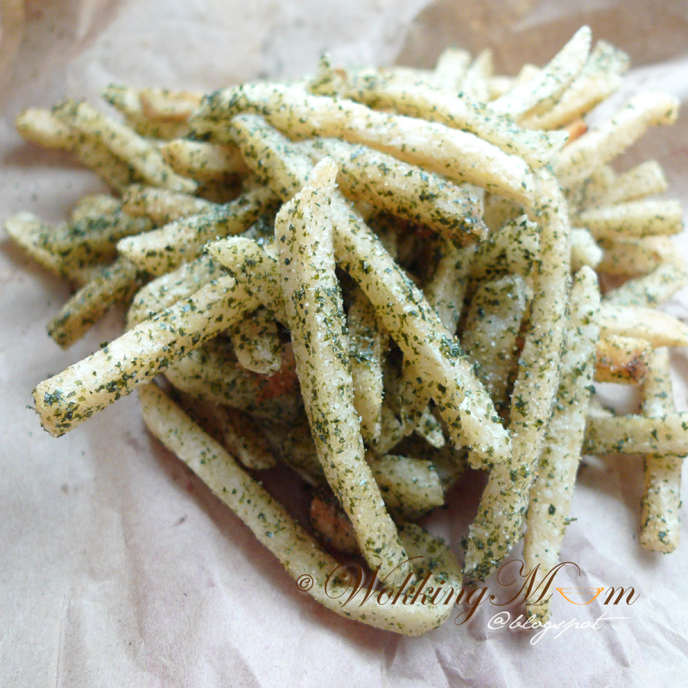 Lets get wokking seaweed shaker fries singapore recipes lets get wokking seaweed shaker fries singapore food forumfinder Images
