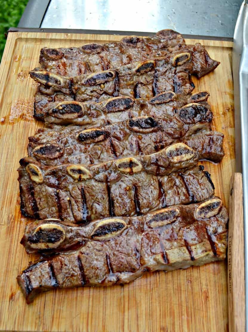 Beer And Lime Marinated Flanken Style Short Ribs Recipe Rib Recipes Grill Rib Recipes Flanken Short Ribs Recipe