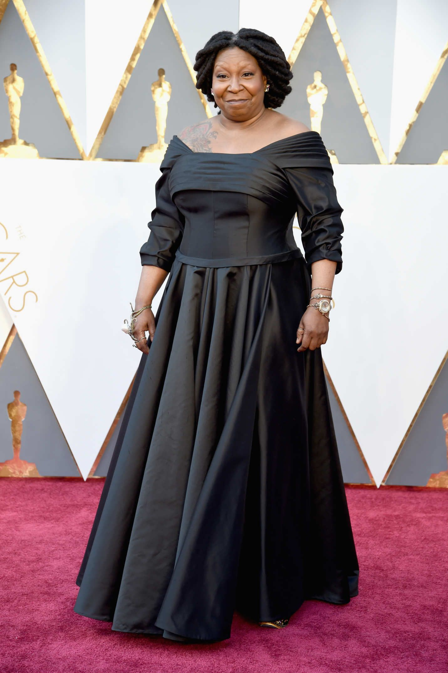 Whoopi Goldberg Dress By The Dames Of New York
