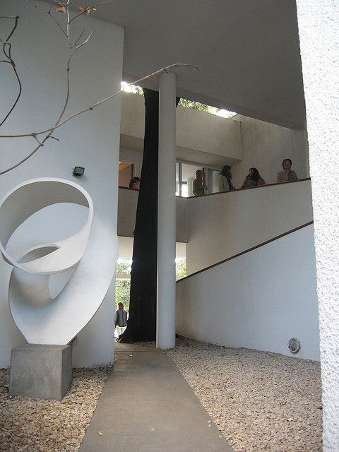 Casa Curuchet, Le Corbusier