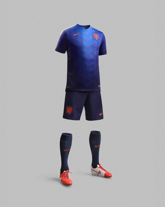 big sale 4f102 18cf9 NIKE, Inc. - The Netherlands Unveils Nike Away Kit for 2014 ...