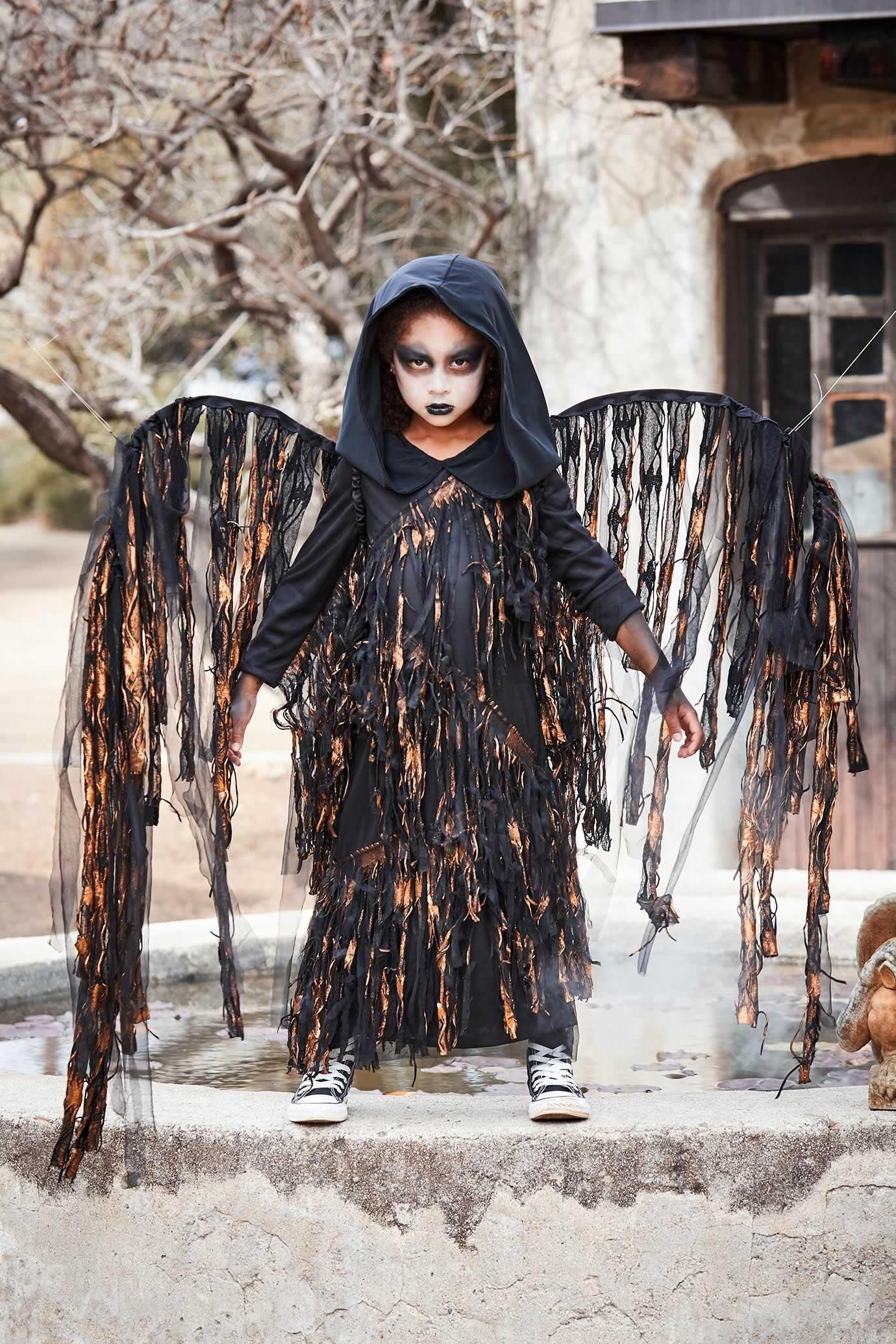 angel of death costume for kids in 2018 | all things ava | pinterest