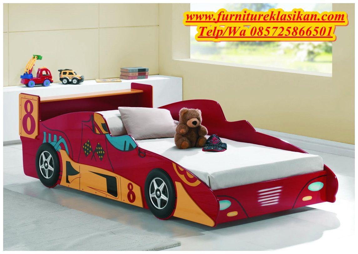 Desain Tempat Tidur Anak Desain Tempat Tidur Karakter Tempat Tidur