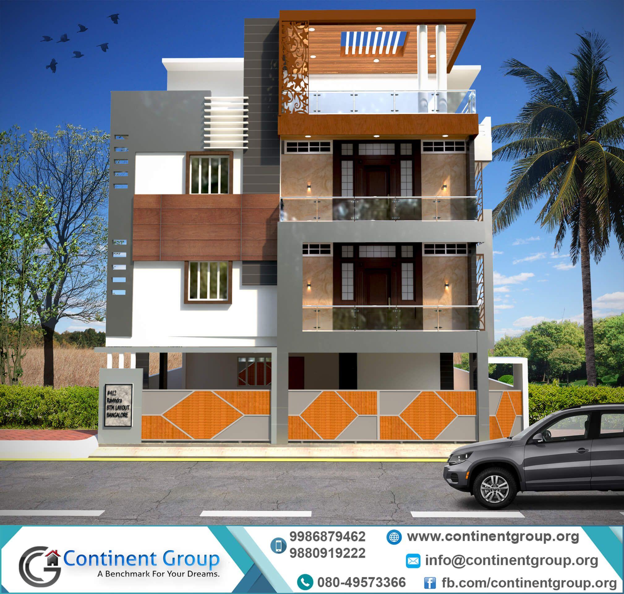 3d Front Elevation Design 3d Building Elevation: 3d Front Elevation 3d Building Elevation