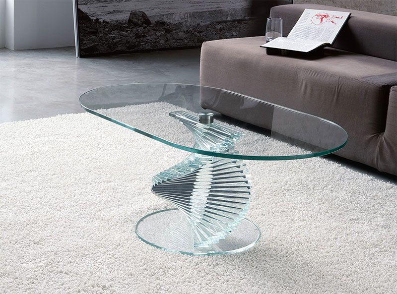 modern glass coffee tables - Modern Glass Coffee Tables CUEVA DE SAN MIGUEL EN EL PENON DE