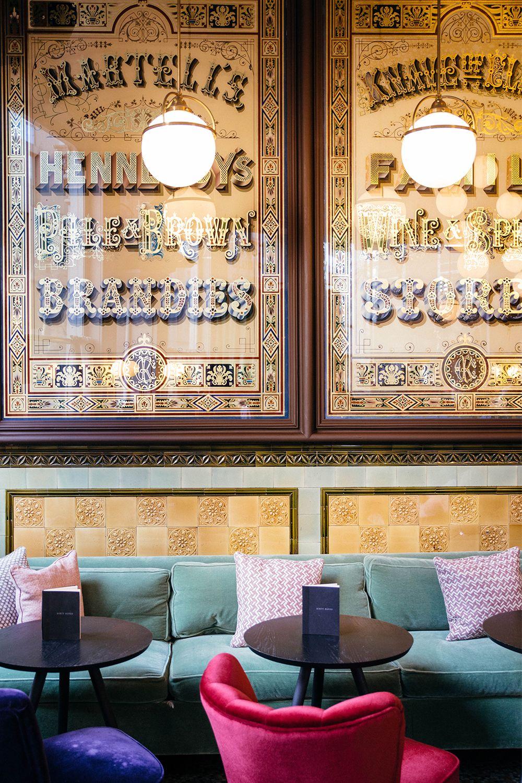 Brunch Club, Restaurant Lounge