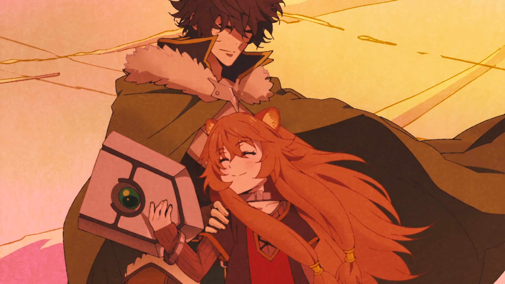 2560x1440 The Rising Of The Shield Hero Wallpaper Background Image