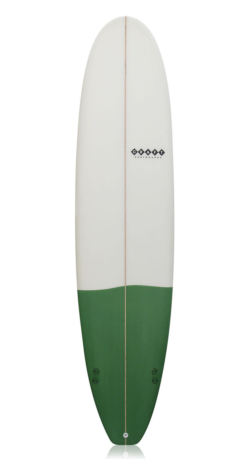 Plain and simple no decking craft surfboards 39 the manilla for Surfboard craft for kids