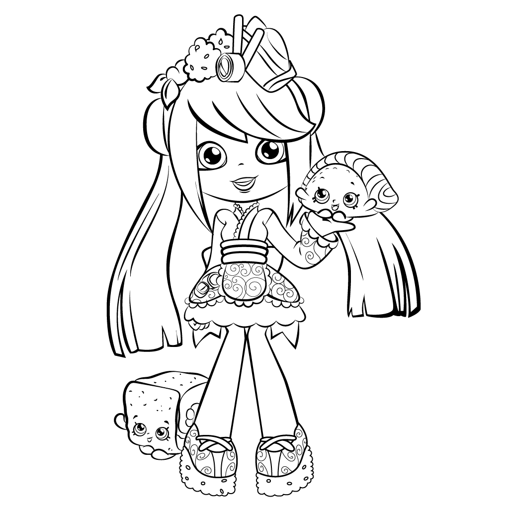Coloring Rocks Shopkins Colouring Pages Cute Coloring Pages Shopkins And Shoppies