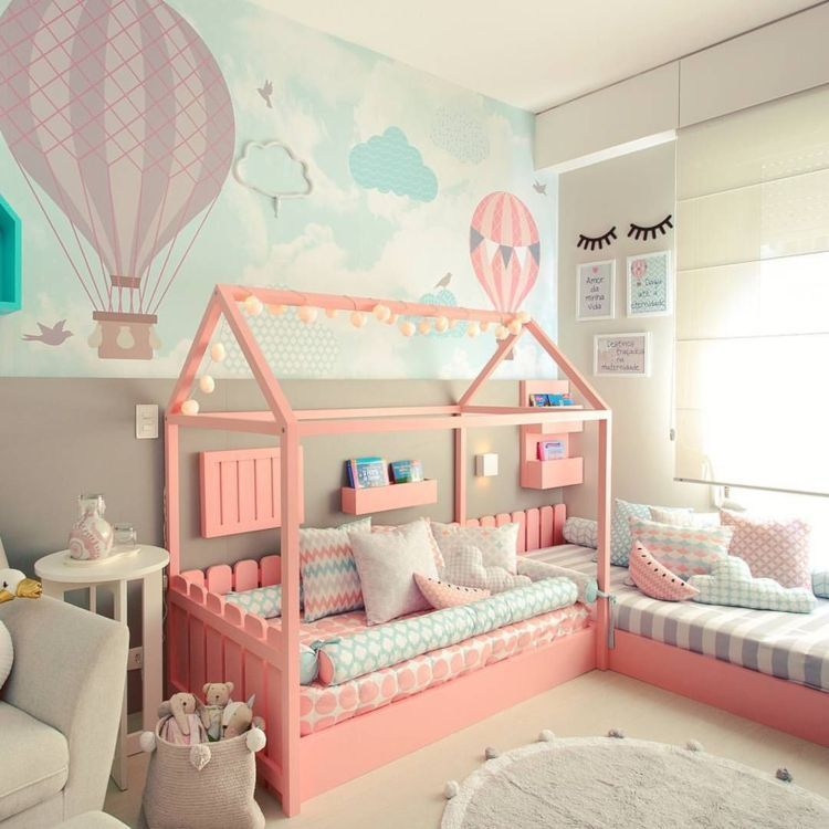 Hausbett Fur Kinder Wichtiger Teil Der Montessori Einrichtung