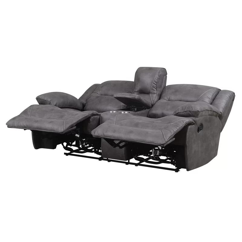 Risch Reclining 80 5 Pillow Top Arm Sofa Love Seat Reclining Sofa Rocker Recliners