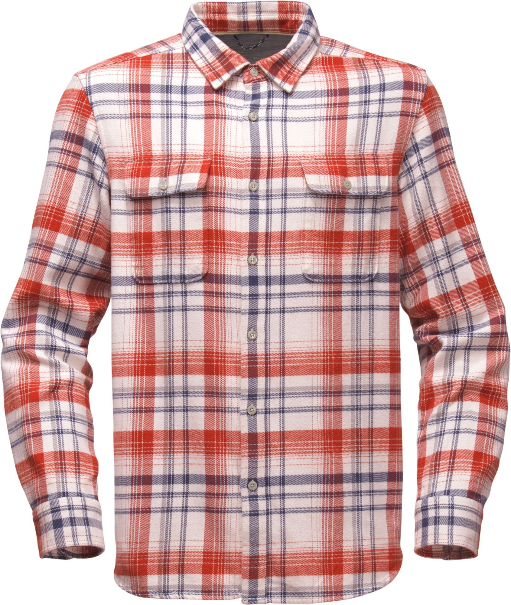cd713476b The North Face Men's Arroyo Flannel Long Sleeve Shirt, Size: XL ...