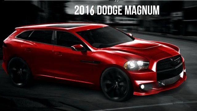 2016 Dodge Magnum >> 2016 Dodge Magnum Front Dodge 2016 2017 Dodge Magnum