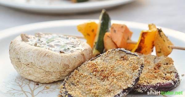 Grillen ohne Fleisch – Vegetarische