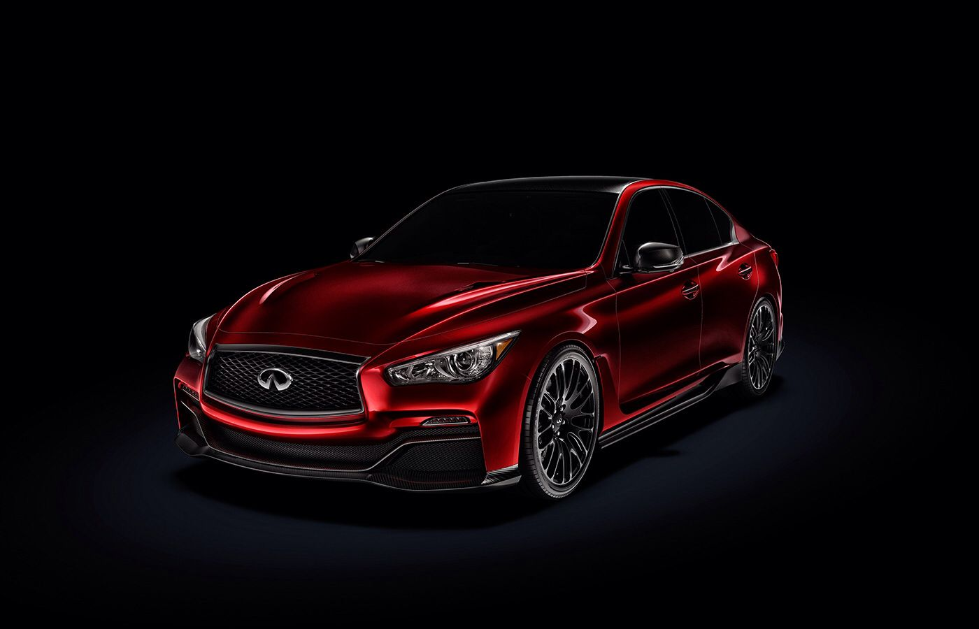 2018 Infiniti Q50 Red Sport 400 first drive The Japanese