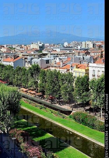 PERPIGNAN city FRANCE Around the globe Pinterest France and City