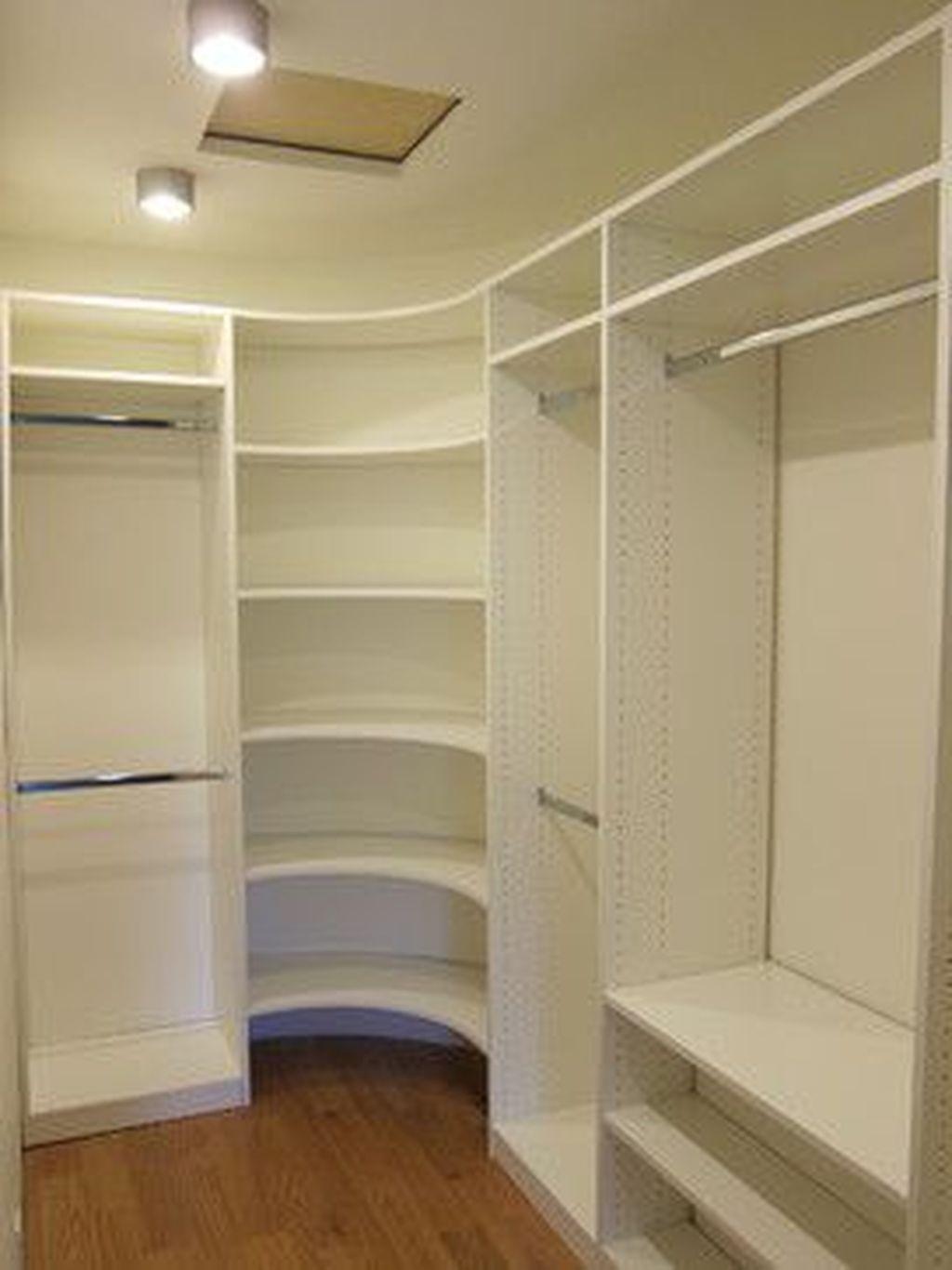 48 Adorable Master Bedroom Closet Designs Ideas #bedroom