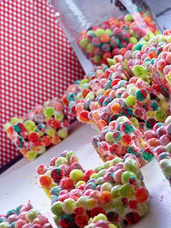 Trix krispies food pinterest trix krispies bake sale and treats super easy to make cereal treats made with trix cereal simple quick and incredibly tasty ccuart Image collections