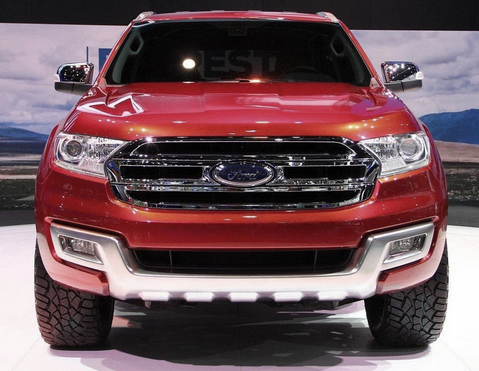 2018 Ford Everets Usa