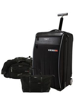 Crossfire/SRT 3-Piece Luggage Set | like Crackerbarrel