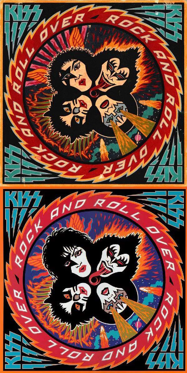 Kiss Rock Bands By Michael Wilson On Kiss Kiss Art Kiss Artwork