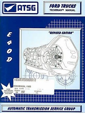 E4OD, 4R100 Transmission from PATC, E4OD, 4R100 | Ford E4OD