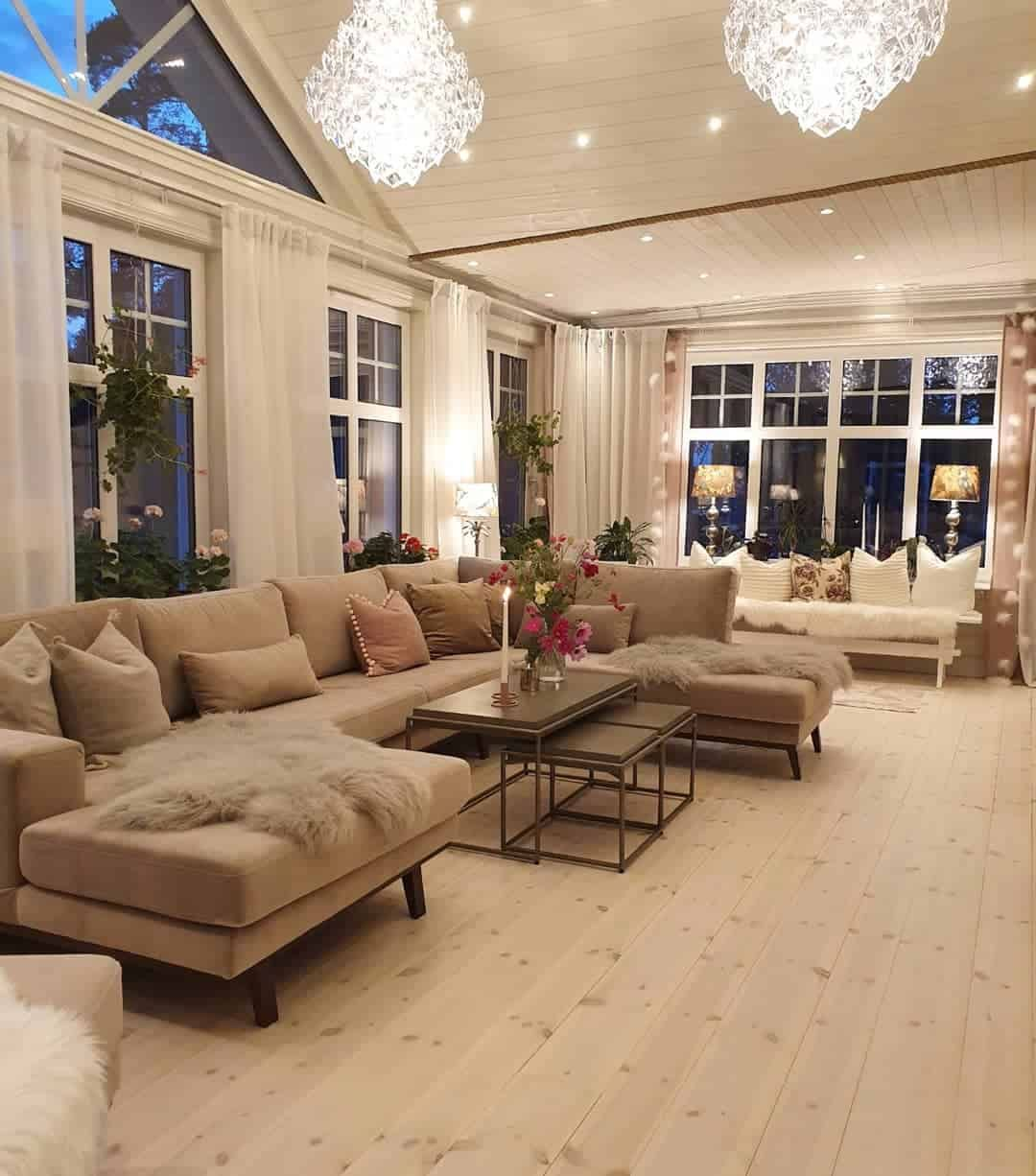 Scandinavian Decor - Home Tour In Sweden | Hygge home ...