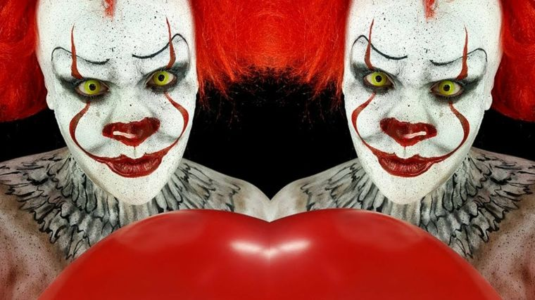 Maquillaje de halloween para hombre ideas terrorficas para l