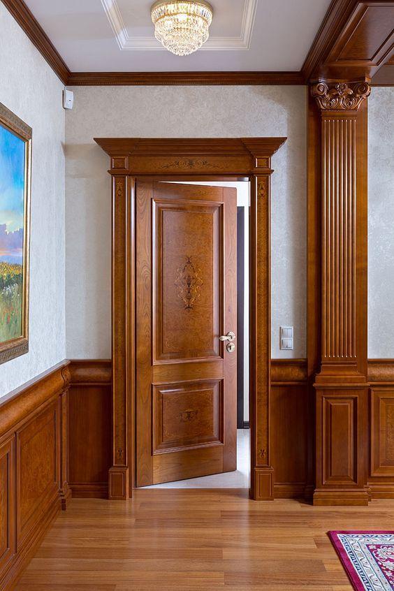صور ابواب حشب Ide Dekorasi Rumah Desain Furnitur Aksesori Rumah