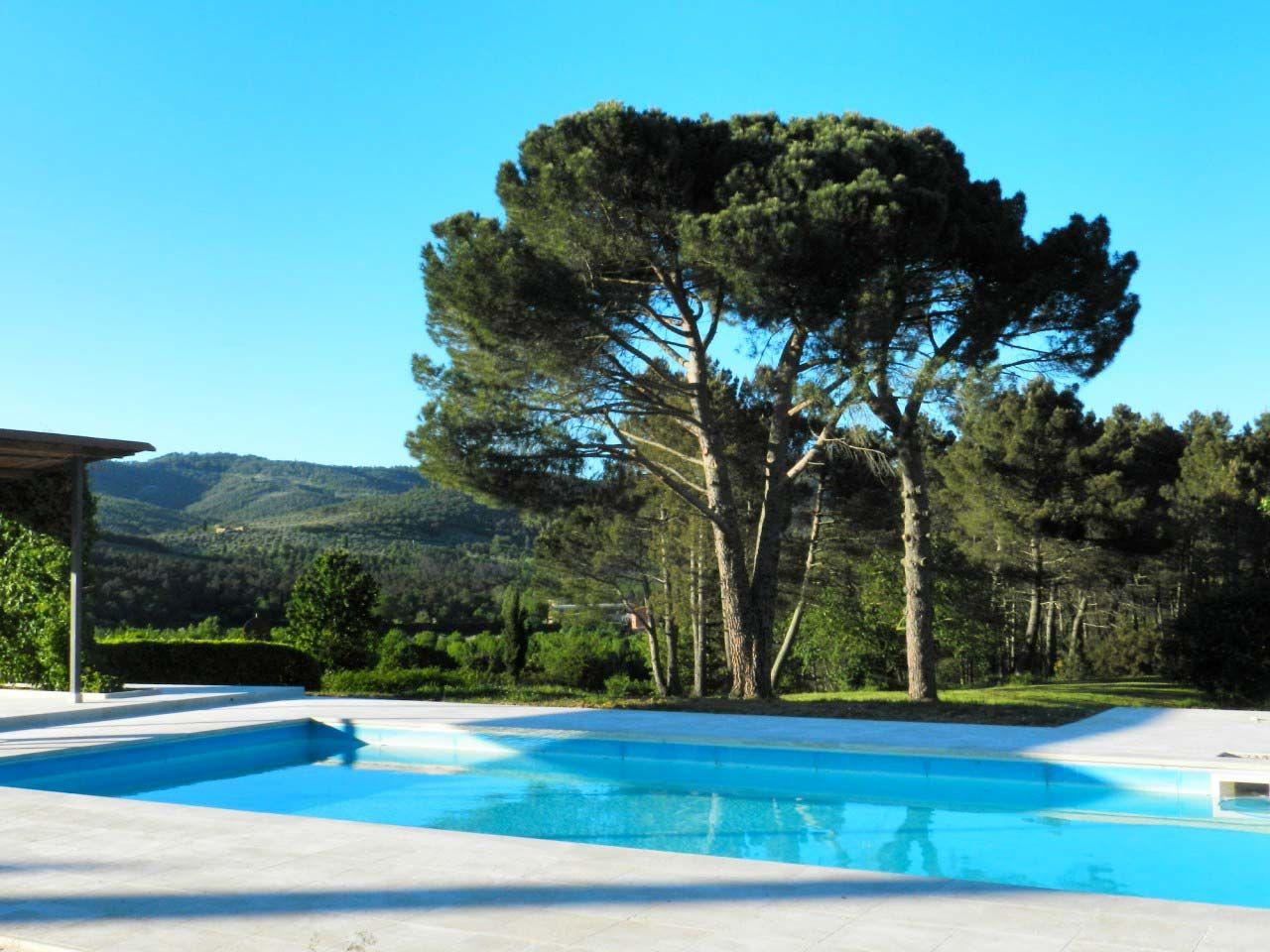 VILLA FELCIAIA près d'Arezzo.  Jusqu'à 24 personnes. http://www.destination-italie.net/appartement-location-italie-563.html