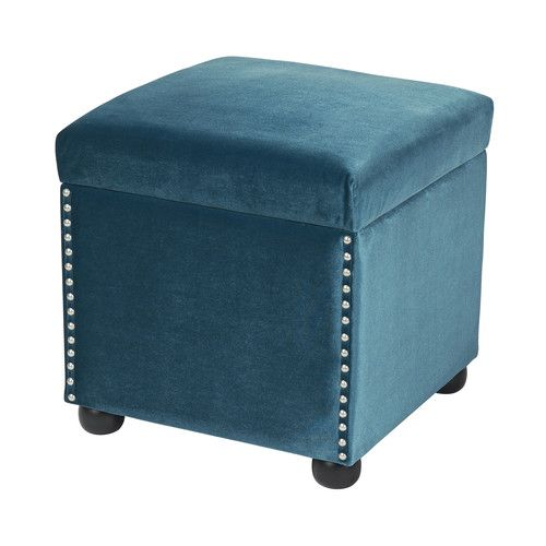 Incredible Found It At Wayfair Fusion Storage Cube Ottoman Cube Pabps2019 Chair Design Images Pabps2019Com