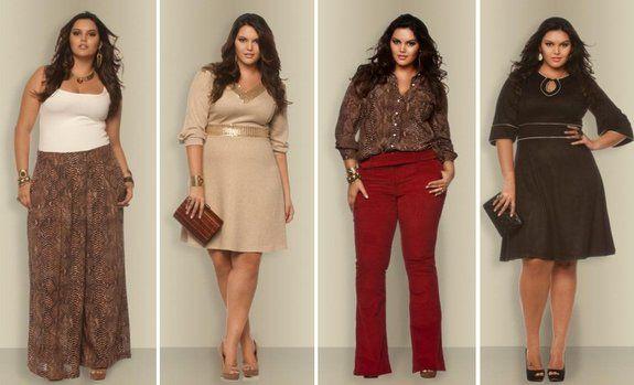 d98e504ab2f3 moda plus size | ropa | Moda plus, Moda plus size e Looks femininos