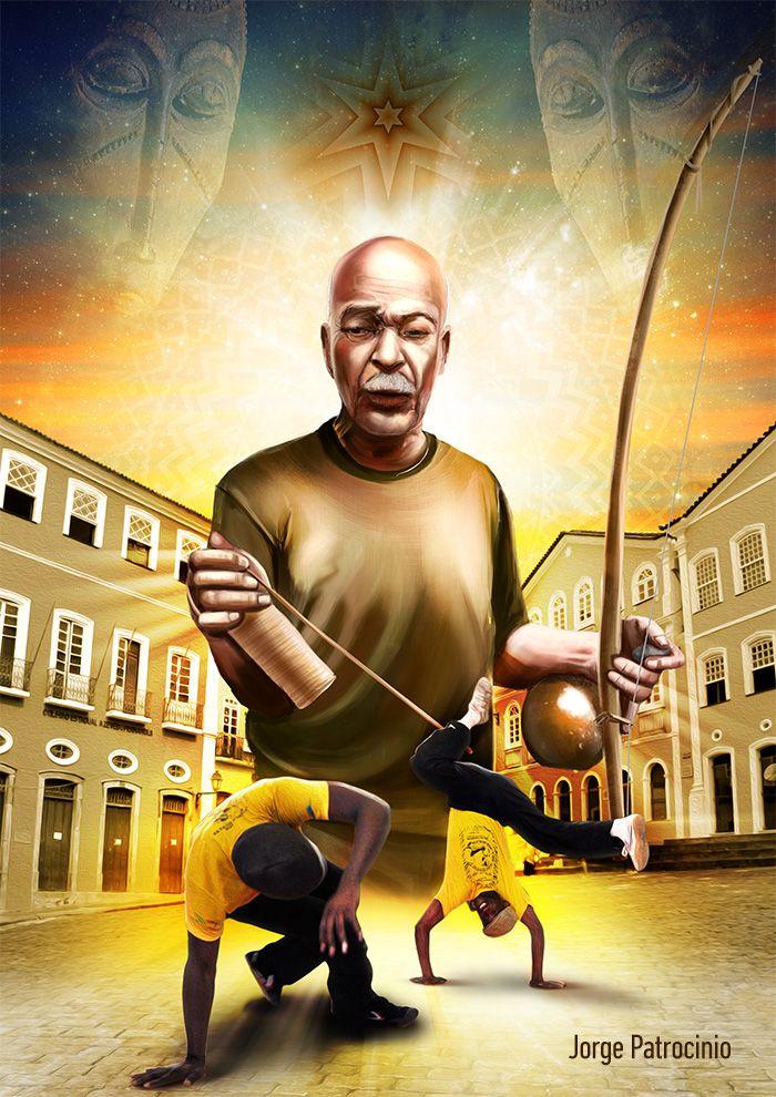 Mestre Pastinha Capoeira Angola Biggest Name Capoeira